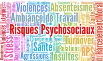 Risques psychosociaux près de Paris et en France